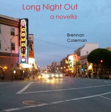 Long Night Out book cover