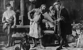 printing press workers